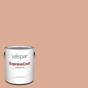 ExpressCoat Flat Arizona Dust Interior Paint - 1 Gallon
