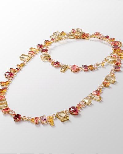 The Gema necklace from Swarovski Collection One.
