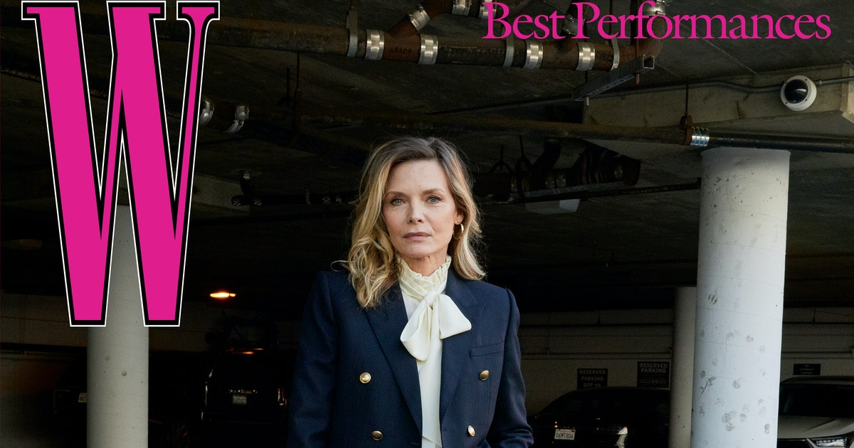 When It Comes to Acting, Michelle Pfeiffer Would Prefer Not To