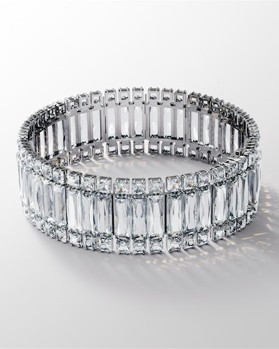 Hyperbola choker From Swarovski Collection One.