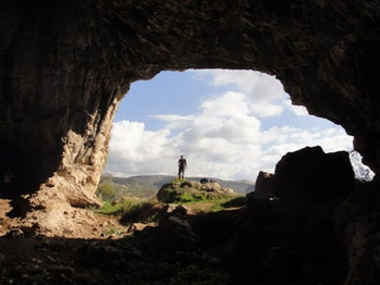 shukbah cave palestine