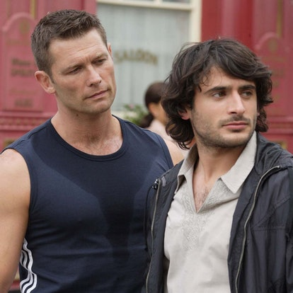 Syed was 'Eastenders' first gay Muslim character.