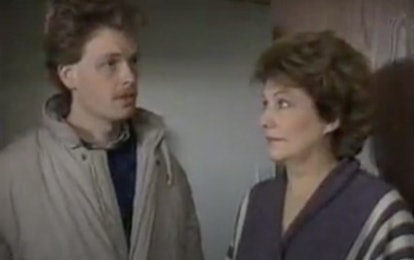 Gordon Collins was the first gay character in the UK soap landscape.