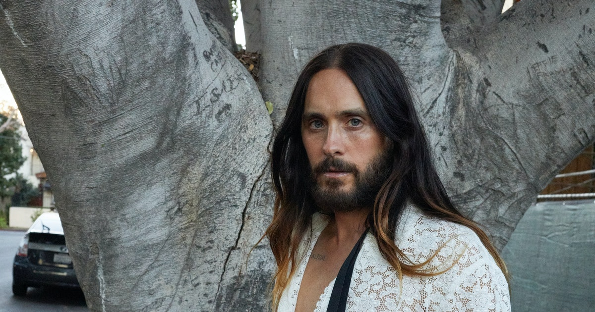 "Jared Leto Is Threatening an ""Opposite McConaissance"""