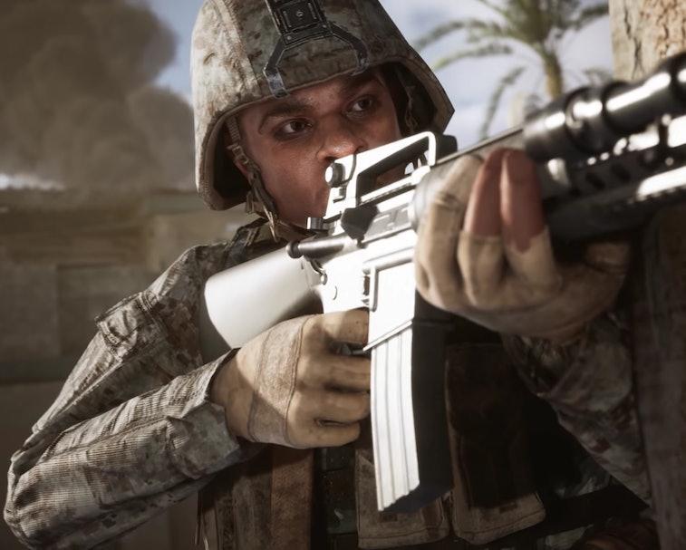 Six Days in Fallujah video game screenshot YouTube