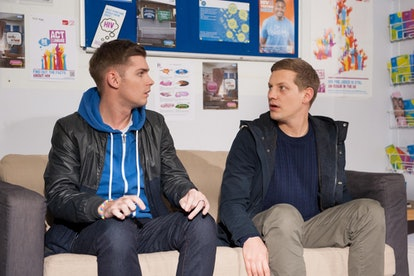 'Hollyoaks' introduced an HIV storyline in 2015.