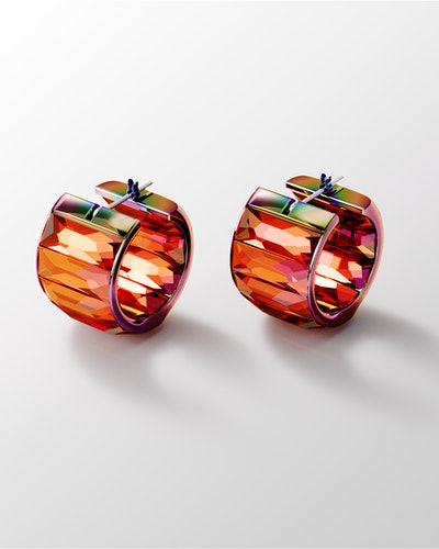 Chroma earrings from Swarovski Collection One.