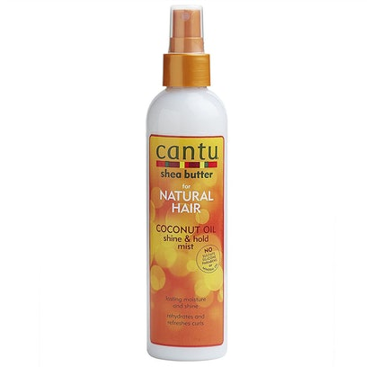 Cantu Coconut Oil Shine & Hold Spray