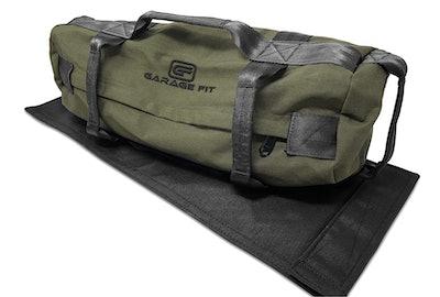 Garage Fit Sandbags for Fitness