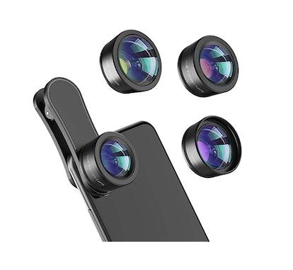 LEKNES 3-in-1 Phone Camera Lens