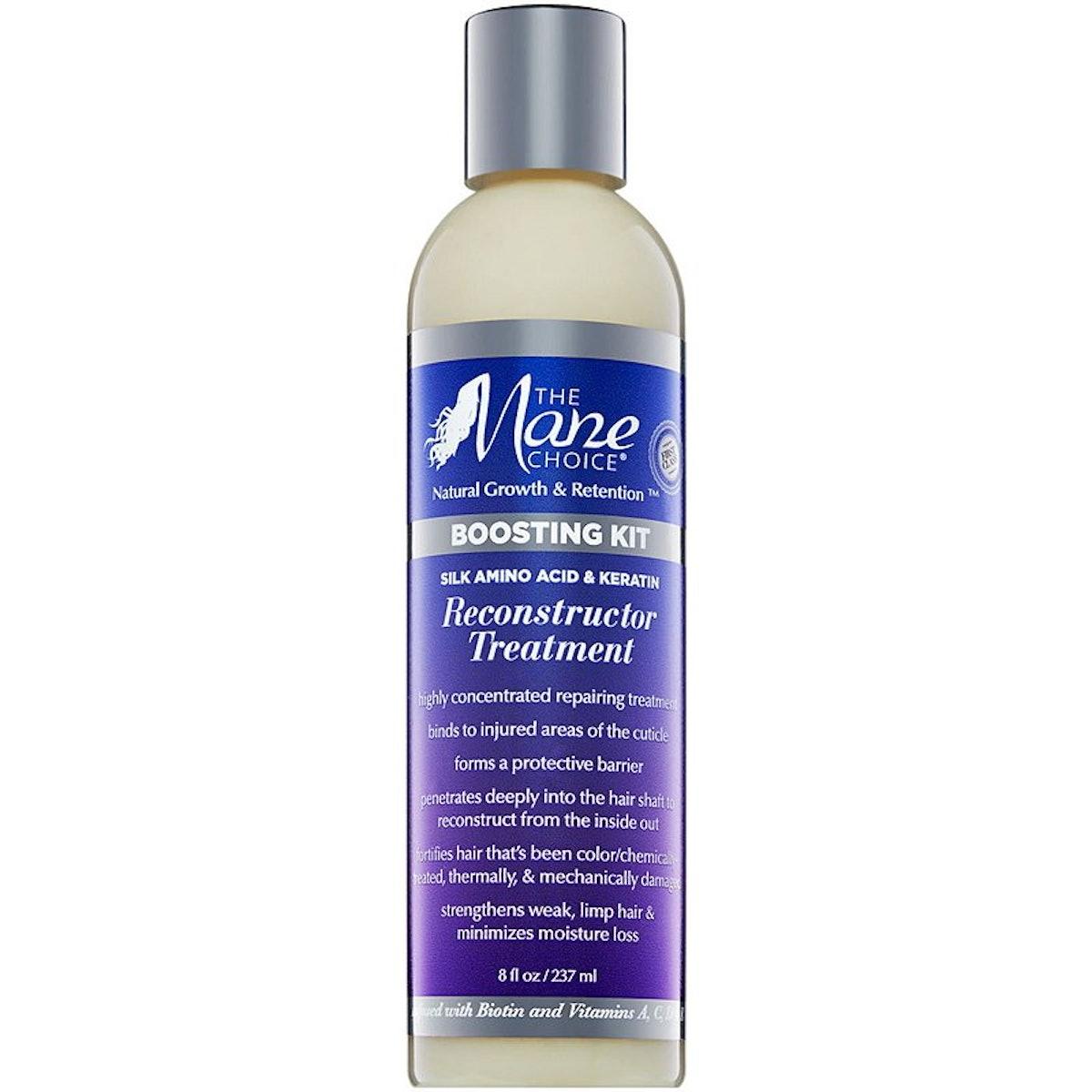 Boosting Kit Silk Amino Acid & Keratin Reconstructor Treatment