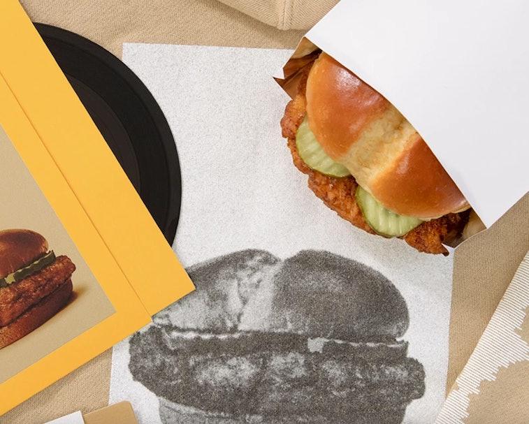 Tay Keith McDonald's Chicken Sandwich Hoodie