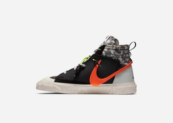 ReadyMade and Nike's Blazer Mid