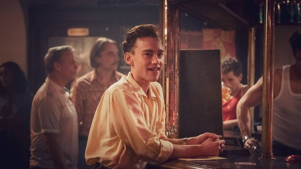 Olly Alexander as Ritchie Tozer in 'It's a Sin.'