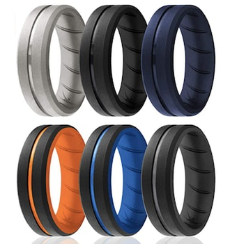 ROQ Silicone Rings (6-Pack)