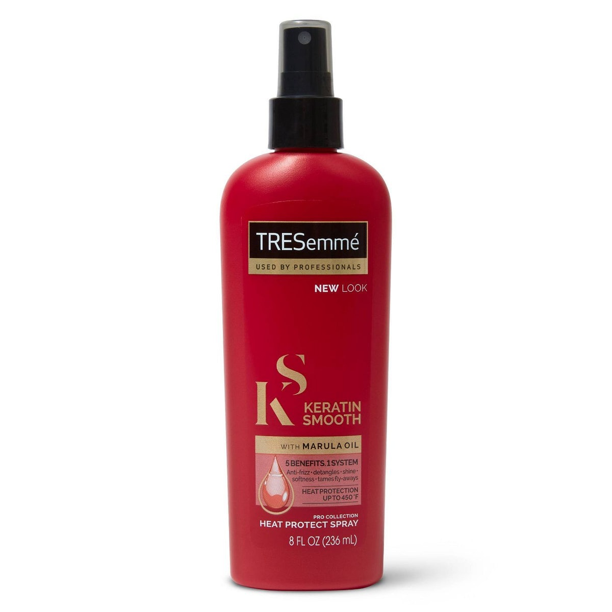 Thermal Creations Keratin Smooth Leave-In Heat Protectant Spray