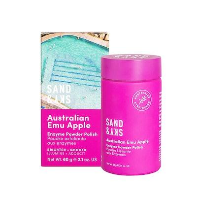 Sand & Sky Australian Emu Apple Enzyme Powder Polish