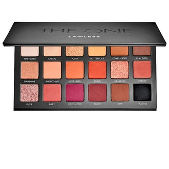 The One Eyeshadow Palette