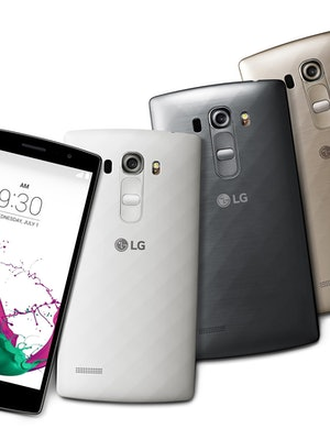 LG G4 molded injection plastic design