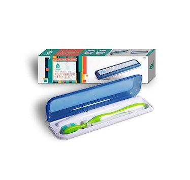 Pursonic Portable UV Toothbrush Sanitizer