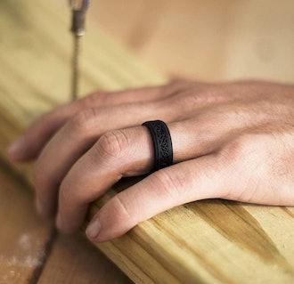 Kauai Timeless Elegance Silicone Wedding Ring