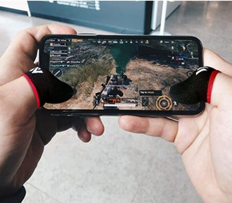 SAMEO Gaming Finger Sleeves (3-Pack)