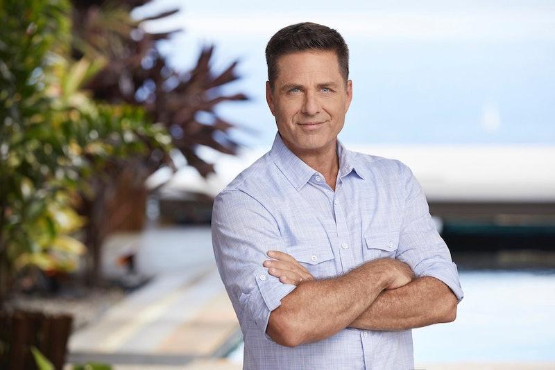 Host Mark Walberg in 'Temptation Island' via USA Network press site.