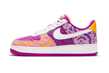 """Nike """"Red Plum"""" Air Force 1"""