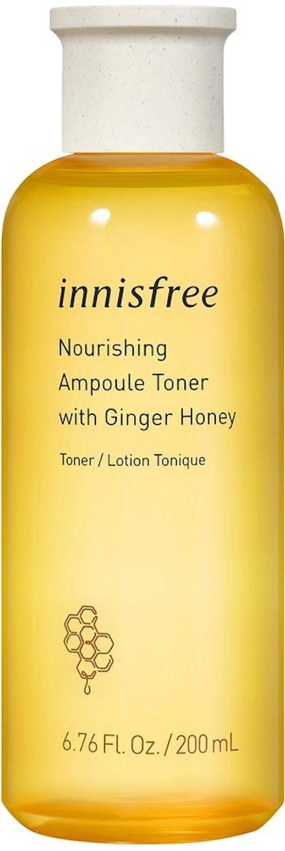 innisfree Ginger Honey Nourishing Ampoule Toner