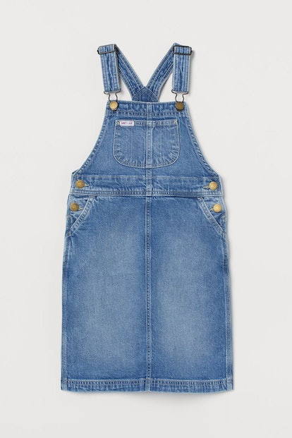 Lee x H&M Denim Overall Dress