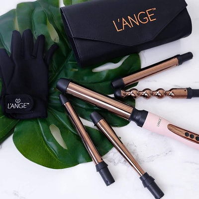 L'Ange Hair Le Cinq Curling Wand