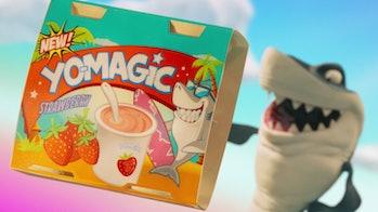 The Yo-Magic commercial in WandaVision Episode 6