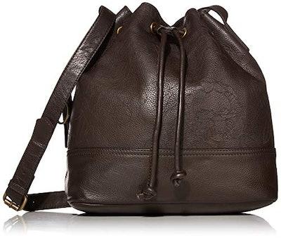 Frye and Co. Piper Bucket Crossbody Bag