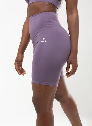 Sculpt Lilac Shorts