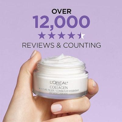 L'Oreal Paris Skincare Collagen Face Moisturizer