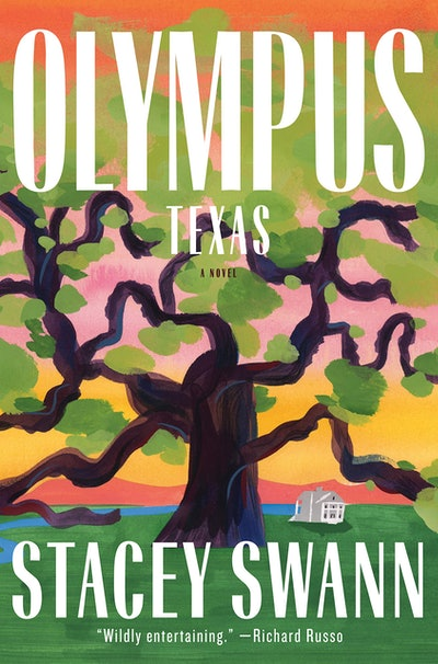 'Olympus, Texas' by Stacey Swann