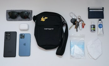 Input Senior Reviews Editor Raymond Wong's everyday carry contents