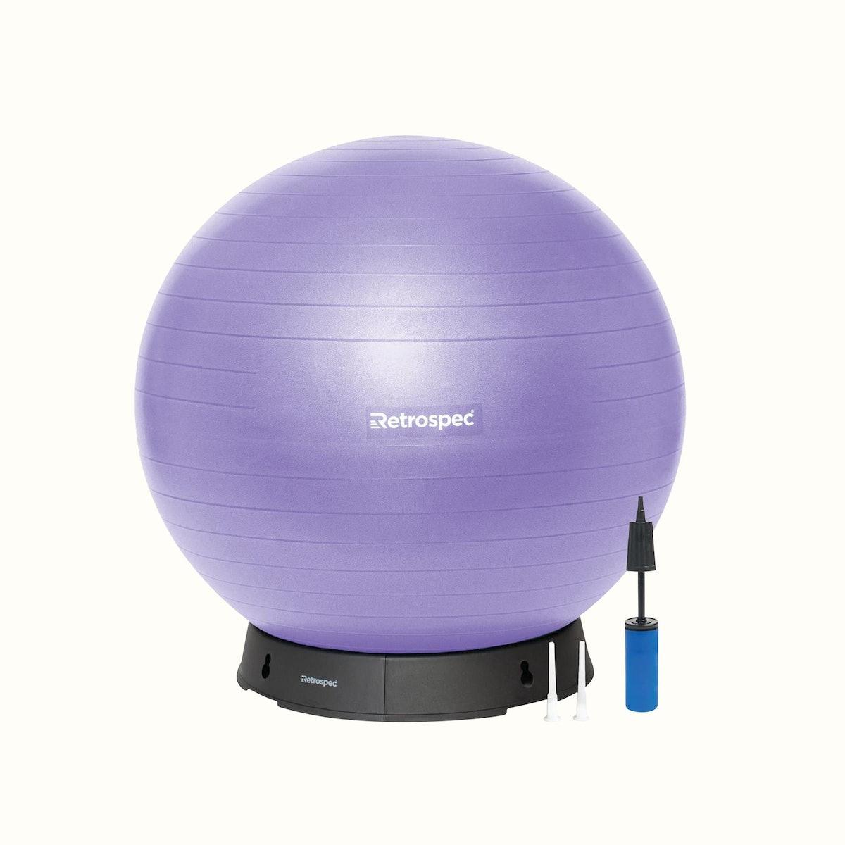 Luna Exercise Ball & Base