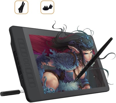 GAOMON PD1560 Drawing Tablet, 15.6-inch