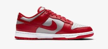 "Nike ""Medium Gray"" Dunk Low"