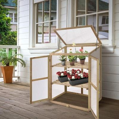 Giantex Portable Greenhouse