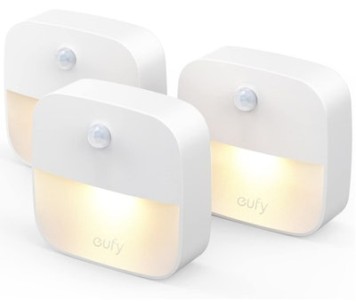 Eufy Lumi Stick-On Night Light (3-Pack)
