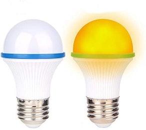 KINUR Amber Lightbulb (2-Pack)