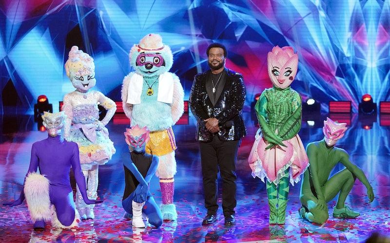 The Masked Dancer competitors via the Fox press site