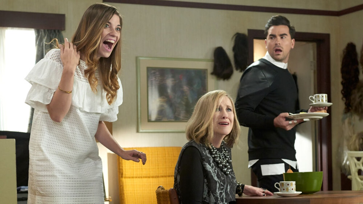 The Rose family is full of 'Schitt's Creek' quotes about life