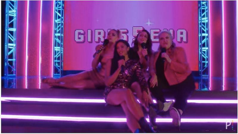 'Girls5Eva' trailer. Photo via Peacock/YouTube