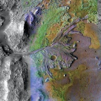 Jezero Crater: 8 otherworldly images of the Perseverance landing site