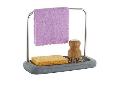 ZCCZ Sponge Holder Dishcloth Hanger