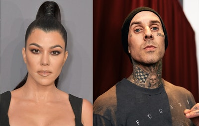 Longtime friends Kourtney Kardashian and Travis Barker have confirmed their romantic relationship on Instagram.