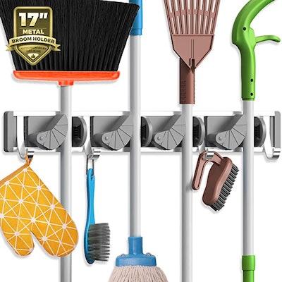Holikme Mop Broom Holder